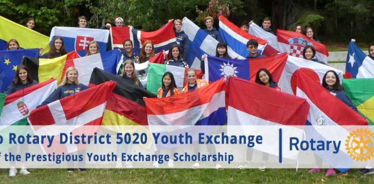 Welcoming BBQ – Rotary Youth Exchange
